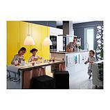 IKEA МЕЛОДИ Подвесной светильник, белый, 28 см., фото 2