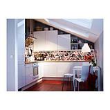IKEA МЕЛОДИ Подвесной светильник, белый, 28 см., фото 3