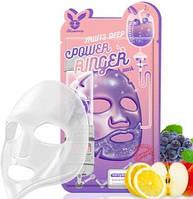 ELIZAVECCA FRUITS DEEP POWER RINGER MASK PACK  Маска с витаминными экстрактами