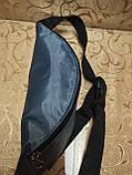 Сумка на пояс Supreme водонепроницаемый/Спортивные барсетки Сумка женский и мужские пояс Бананка только оптом, фото 3