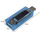 USB тестер текущего тока и напряжения с цифровым дисплеем, фото 9