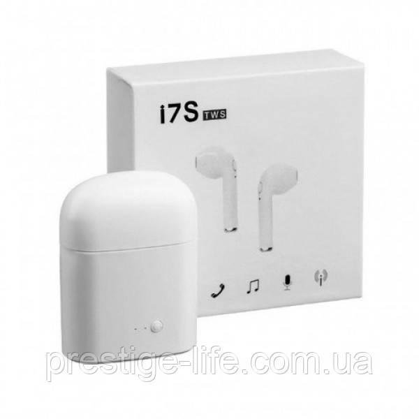 Беспроводные Bluetooth Наушники-гарнитура HBQ-I7S wireless