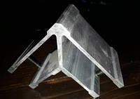 Стык угловой для трубы прямоугольной 40х80 мм, фото 1