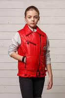 Куртка - жилет для девочек, фото 1