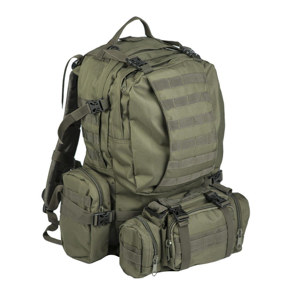 Рюкзак MIL-TEC DEFENSE PACK ASSEMBLY 36 л Olive (14045001)