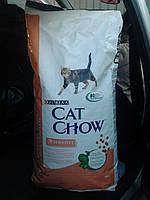 Корм для кошек с чувствительным пищеварением 15кг