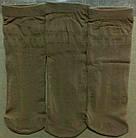 Носки женские капроновые КАТЕРИНА с 2-мя полосками 40 Den бежевые НК-272, фото 5