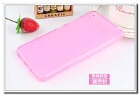 TPU чехол для Lenovo S60 розовый, фото 1