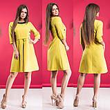 Платье / костюмная ткань / Украина 15-455, фото 2