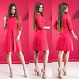 Платье / костюмная ткань / Украина 15-455, фото 3