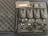 Набор сигнализаторов поклевки Coonor  4+1 + свингеры 4шт