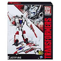 Трансформер Джетфайер Кибер батальон - Jetfire, Cyber Battalion, Generations, Hasbro