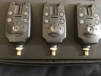 Набор сигнализаторов поклевки Coonor 3шт + кейс