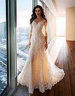 969abbcd701fca2 Свадебное платье напрокат в Днепре. Сравнить цены, купить ...