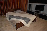 Кровать  Виола. Самая популярная модель в Украине. В 2015 году мы изготовили 216 кроватей Виола белого цвета., фото 1