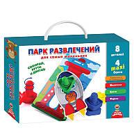 """Развивающая игра """"Парк развлечений для самых маленьких"""" VT2905-03, на русском языке"""