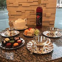 Чайно-кофейный набор оптом для выездных ресторанов, кафе, баров, бассейнов, гостиниц, аквапарков,