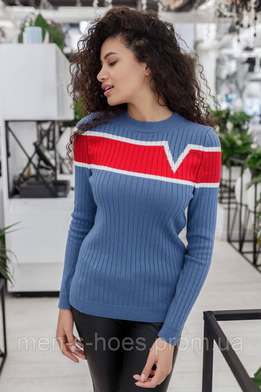 Вязаный легкий свитер «Valentino»