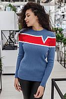 Вязаный легкий свитер «Valentino», фото 1