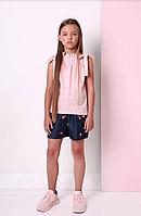 Летние  шорты для девочки ТМ МОНЕ р-р 158,164, фото 1