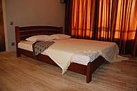 Кровать Виола люкс. В отличии от кровати Виола имеет более высокое изголовье и низкое изножье. , фото 1