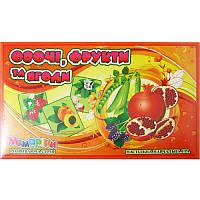 """Игра настольная """"Овощи, фрукты и ягоды"""" BOC057922"""