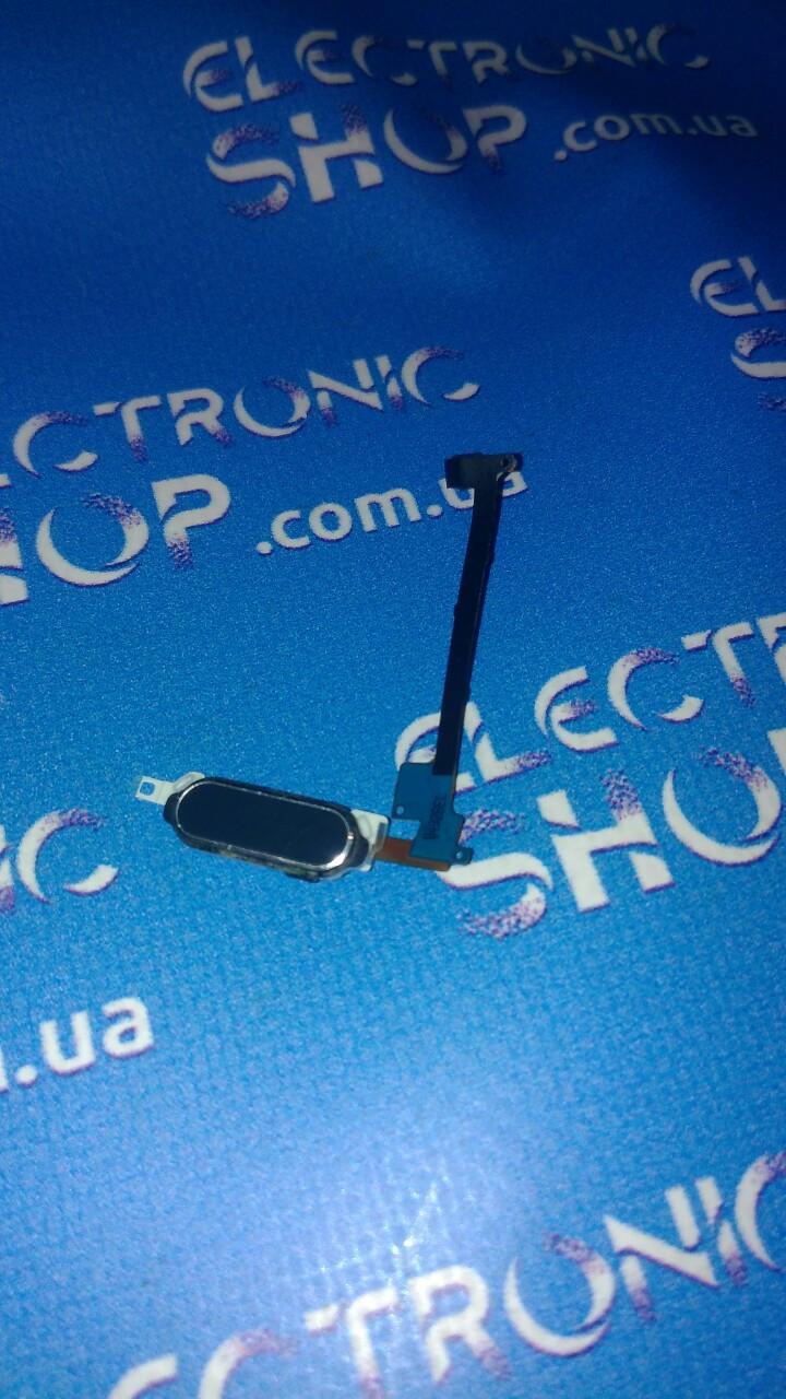Шлейф с кнопкой меню Samsung n910f  Original б.у