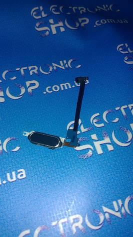 Шлейф с кнопкой меню Samsung n910f  Original б.у, фото 2
