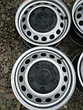 Диски 5.108 R16 Fiat  Scudo, Citroen Jumpy, фото 3