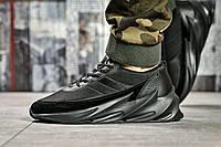 Кроссовки мужские 15601, Adidas Sharks, черные ( 43 45  ), фото 1