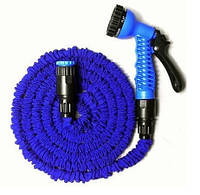 Шланг X-hose 30 метрів, шланг з розпилювачем, растяжной шланг, садовий поливальний шланг, диво шланг ікс госп, фото 1