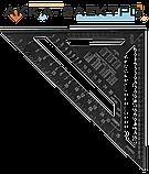Угольник плотницкий Yato  300мм (YT-70787), фото 2