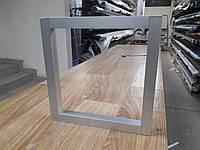 Рамка из алюминиевой трубы, крепление под 90 град, фото 1