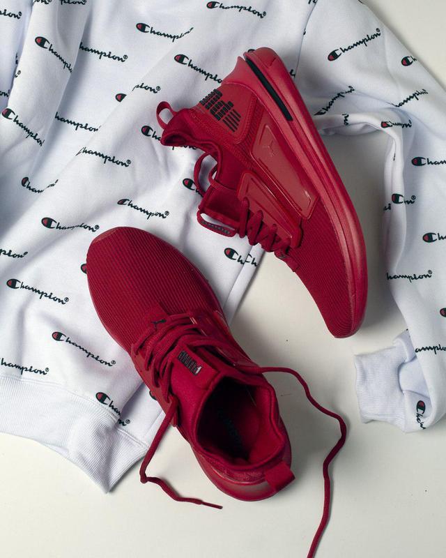 innovative design 76c02 21d38 Кроссовки в стиле Puma Ignite Limitless SR Red мужские 42 - Bigl.ua