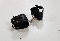Наручники, портупея на руки, портупеи, портупея наручники, женская портупея, наручники черные