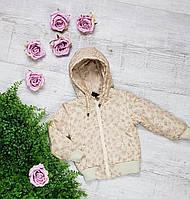 """Куртка для девочки """"фонарик"""" весна-осень, размеры 98-116 (3-5 лет), фото 1"""