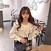 Нарядная хлопковая блузка 46-48, фото 6