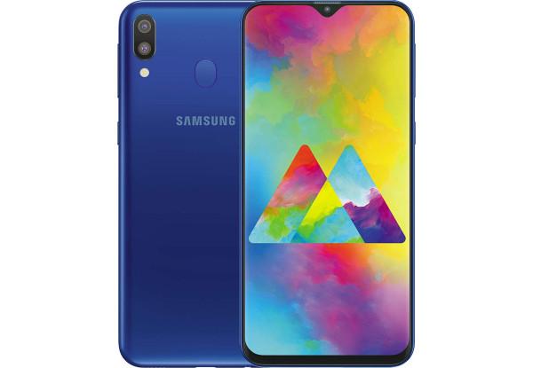 Смартфон Samsung SM-M205F-DS Galaxy M20 3/32gb Dual Ocean Blue Exynos 7904 5000 мАч