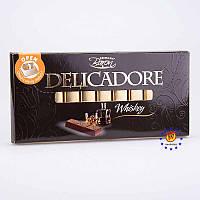 Шоколад Delicadore Whiskey 200 г