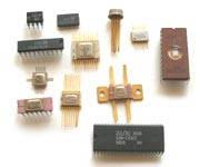 Микросхемы, транзисторы, диоды и др.