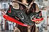 Кроссовки женские  в стиле Nike Air 720, черные (15373) [  36 (последняя пара)  ], фото 6