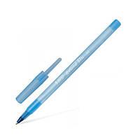 """Ручка шариковая BIG """"Round Stic""""синяя"""