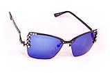 Окуляри жіночі сині полегшені, фото 2