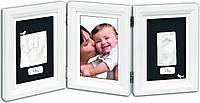 Рамочка Baby Art Double Print Frame White & Black