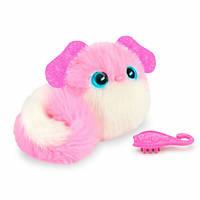 Pomsies S3 Интерактивный щенок Бабли Pet poppy 01958-Pb