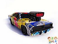 Спортивная машина Dodge Charger / Додж Чарджер на радиоуправлении 666-712  (аккумулятор)