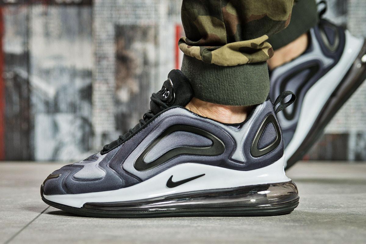 Кроссовки мужские  в стиле Nike Air 720, серые (15385) [  42 43 44 45  ]