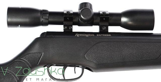 спусковой крючок и предохранитель Remington Express Hunter