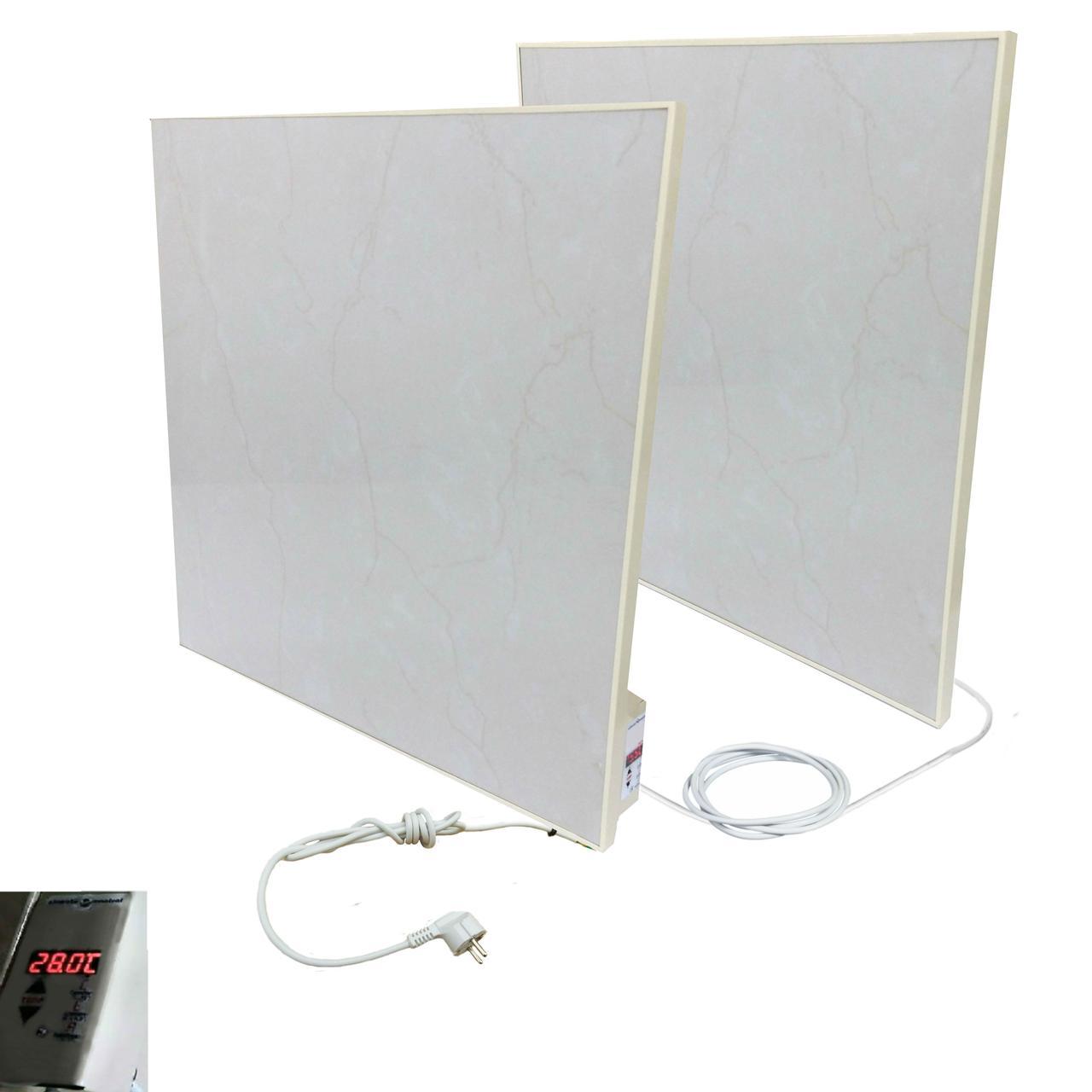 УКРОП Керамик 1400ВТ керамический обогреватель с терморегулятором (комплект)