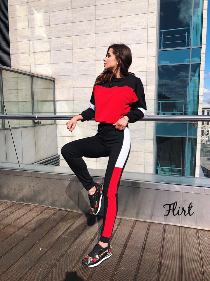 Женский спортивный костюм «Style»